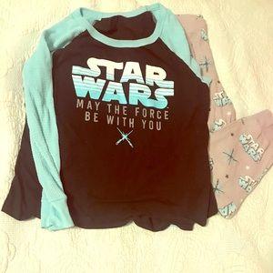 Star Wars Pajama Set
